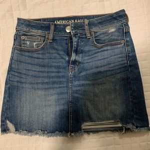 Denim skirt brand new